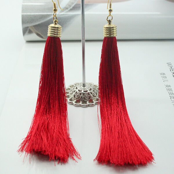 Traditional Festival Red Chinese Style Silk Chinese Knot