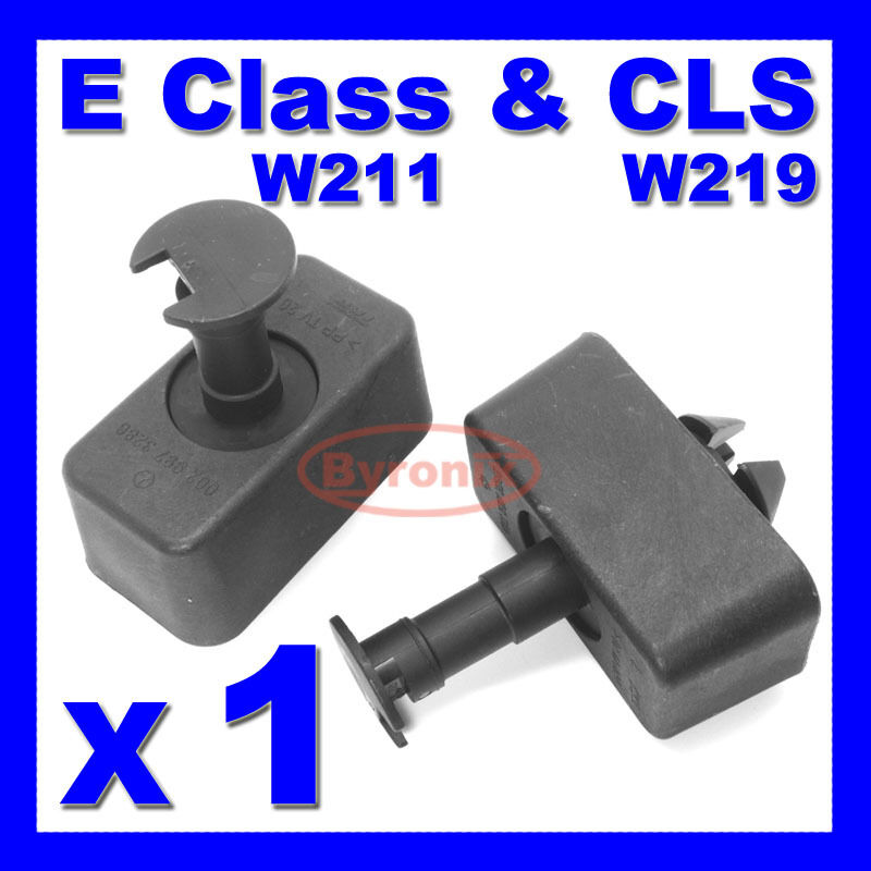 MERCEDES E Class W211 CLS W219 SUBFRAME JACK POINT PAD