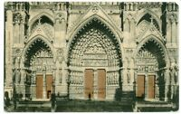 Three French Postcards, Anvers, Amiens, and Le Mans