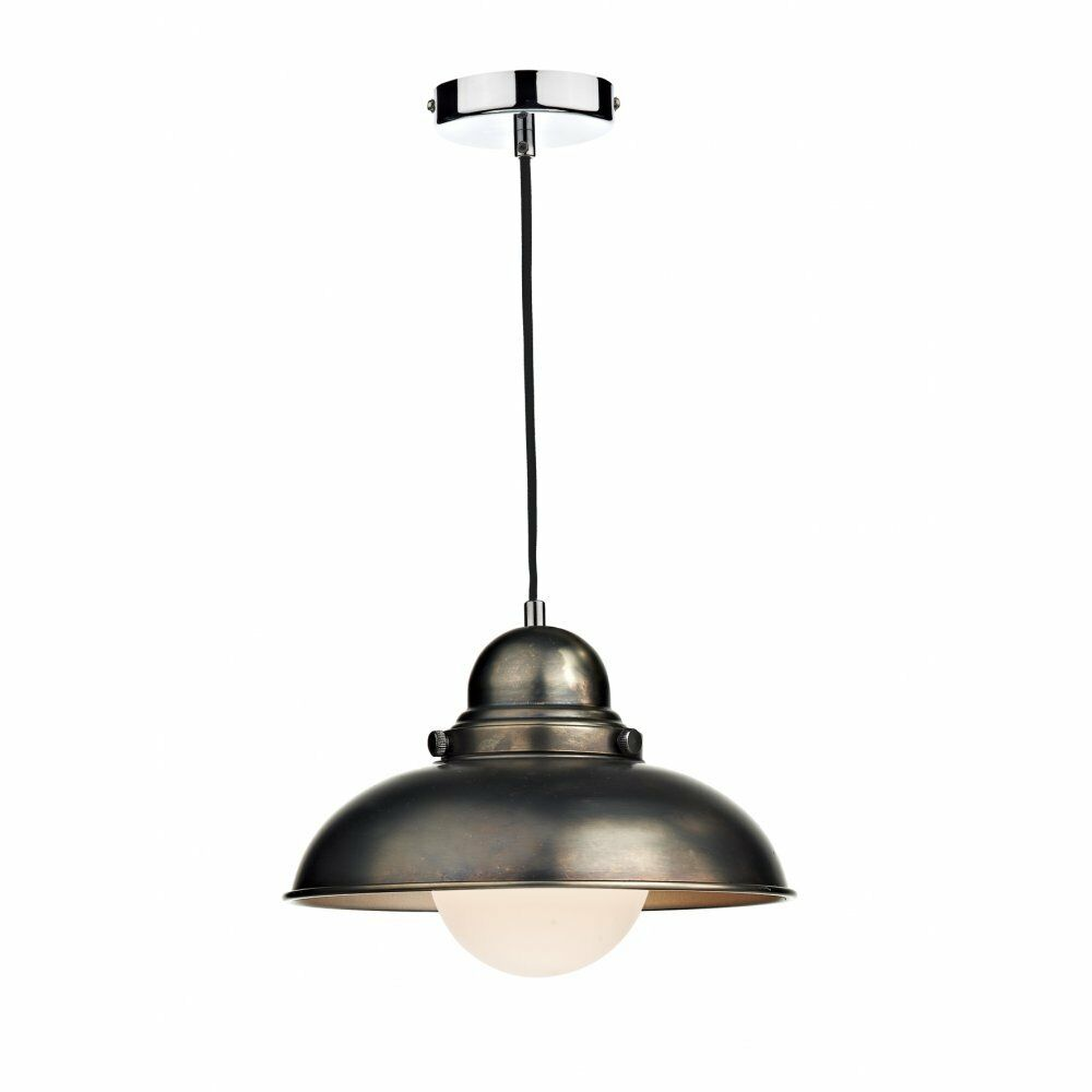 Retro Vintage Ceiling Light Pendant In Various Colours