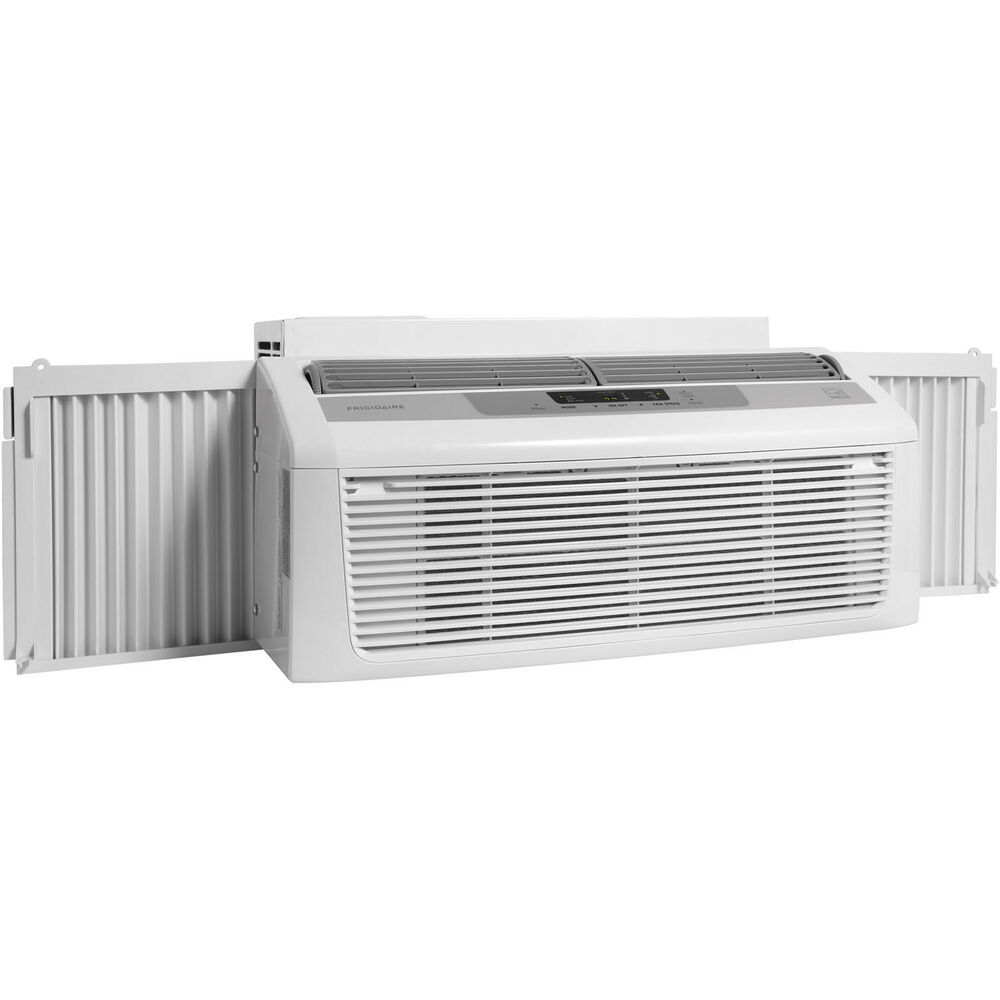 Frigidaire low profile 6000 btu energy star window air for 12 inch high window air conditioner