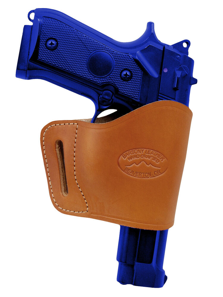 Yaqui gun holster for smith amp wesson 9mm 40 45 full size ebay