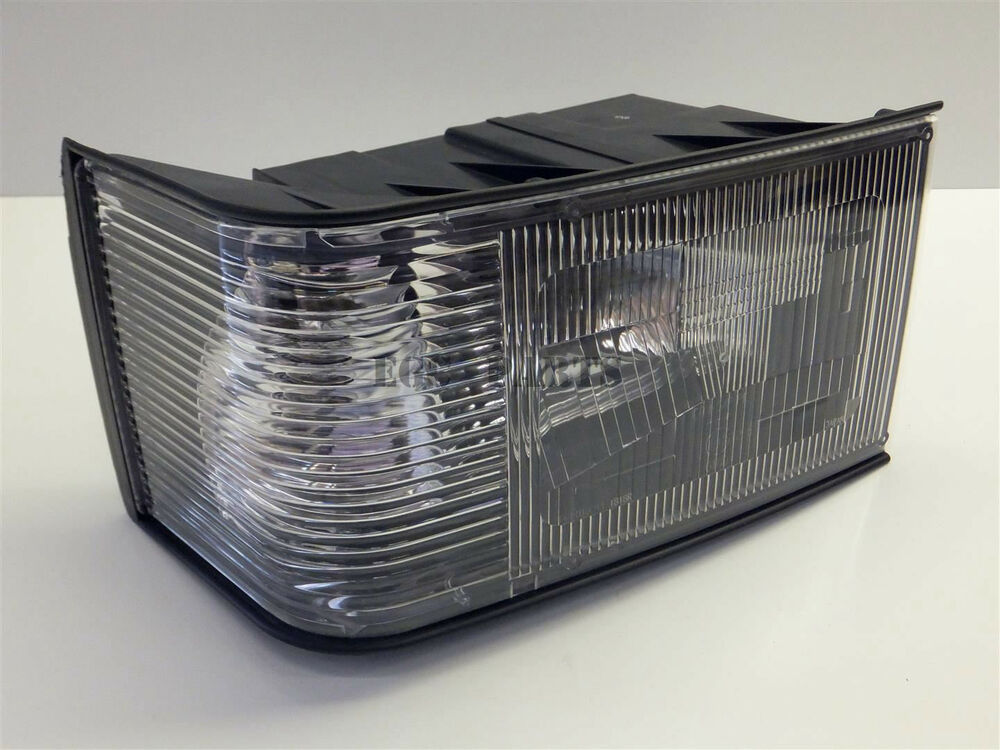 Kubota Headlight Assembly : Kubota quot m series tractor headlamp assembly right hand