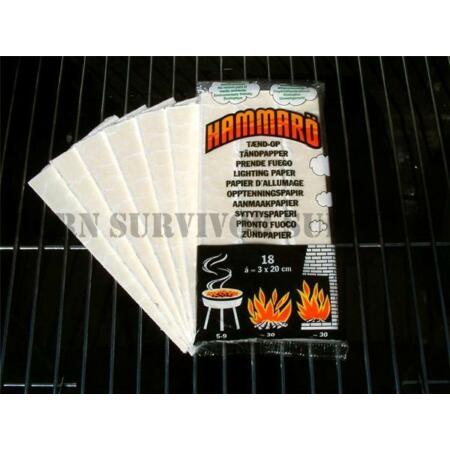 img-Fire Starting TINDER CARD for Bushcraft Survival Kit & BBQ Lighting Fuel Camping