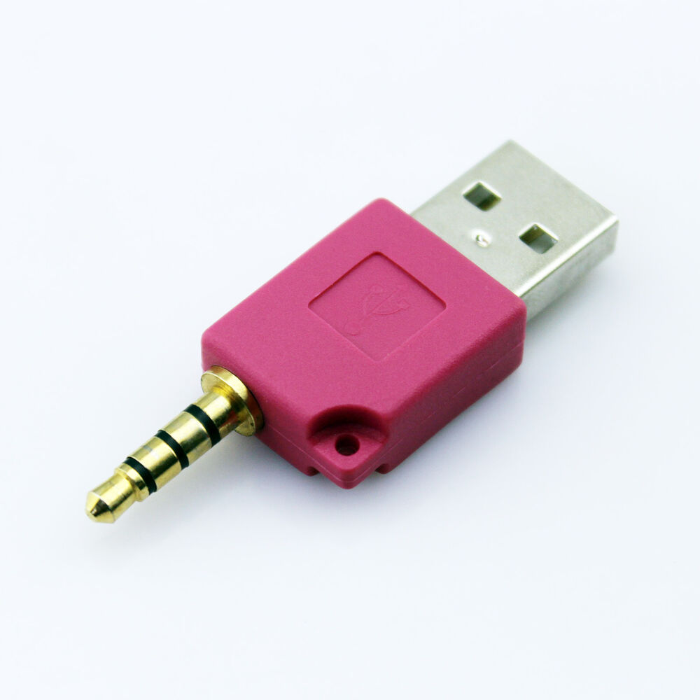 usb 2 0 male aux auxiliary adapter for apple iphone. Black Bedroom Furniture Sets. Home Design Ideas