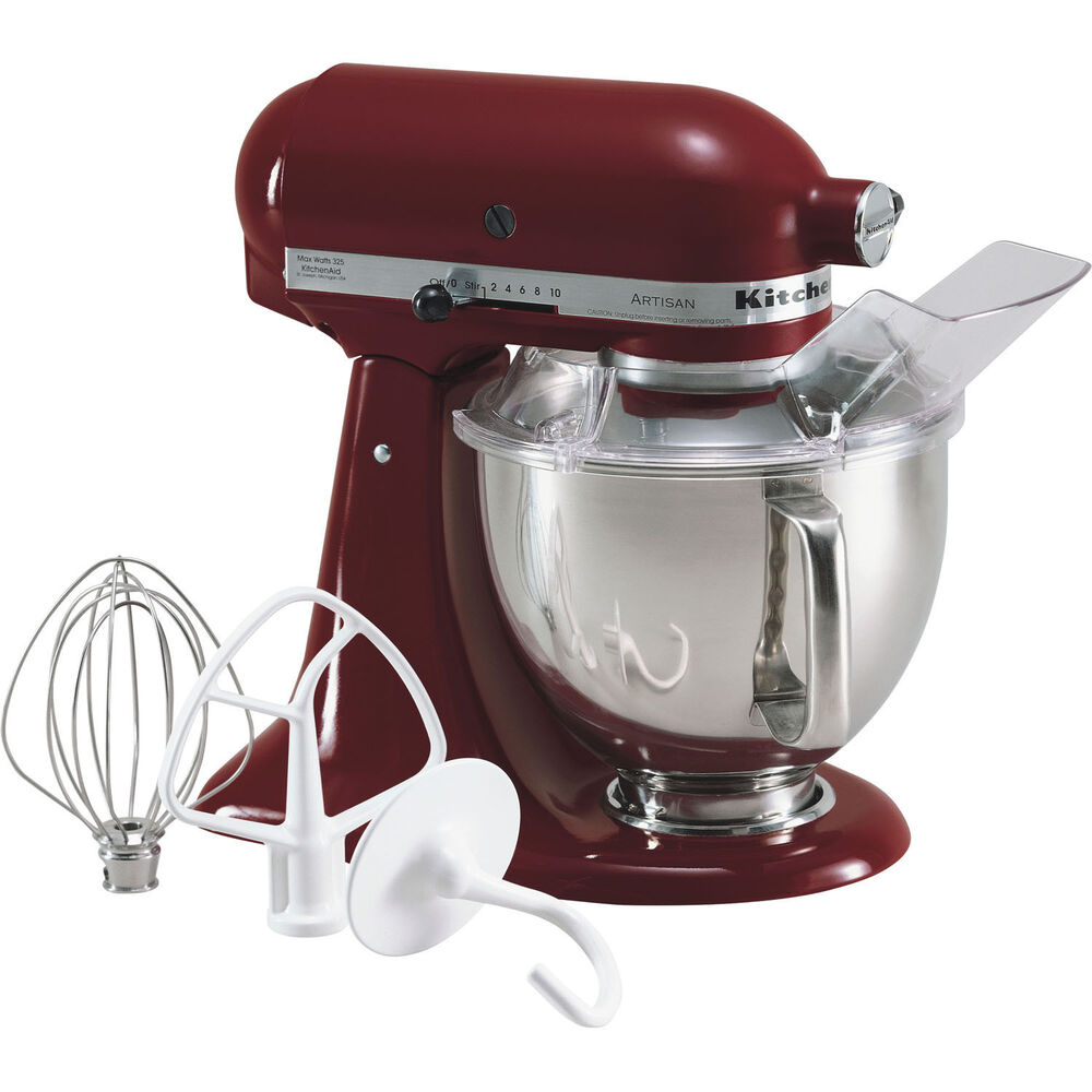 kitchenaid gloss cinnamon artisan 5 quart tilt head stand mixer ksm150psgc 883049005270 ebay. Black Bedroom Furniture Sets. Home Design Ideas