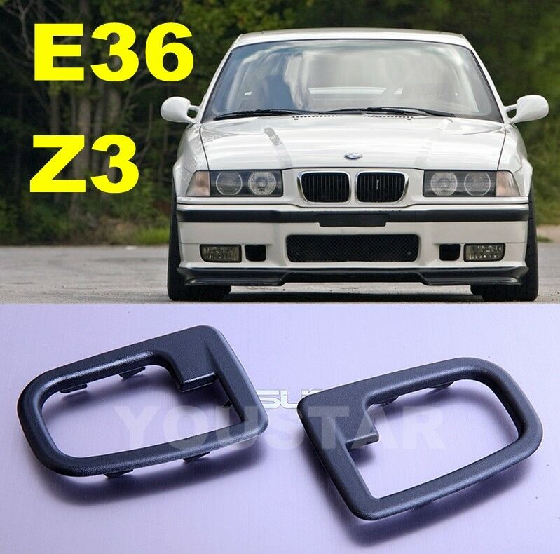 Bmw Z1 Door: X2 New RIGHT & LEFT Interior Inner Door Handle Surrounds