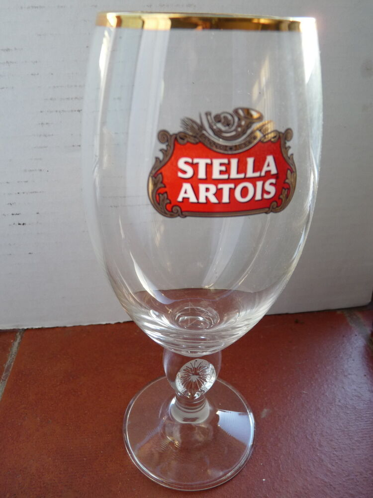 X Stella Pint Glasses