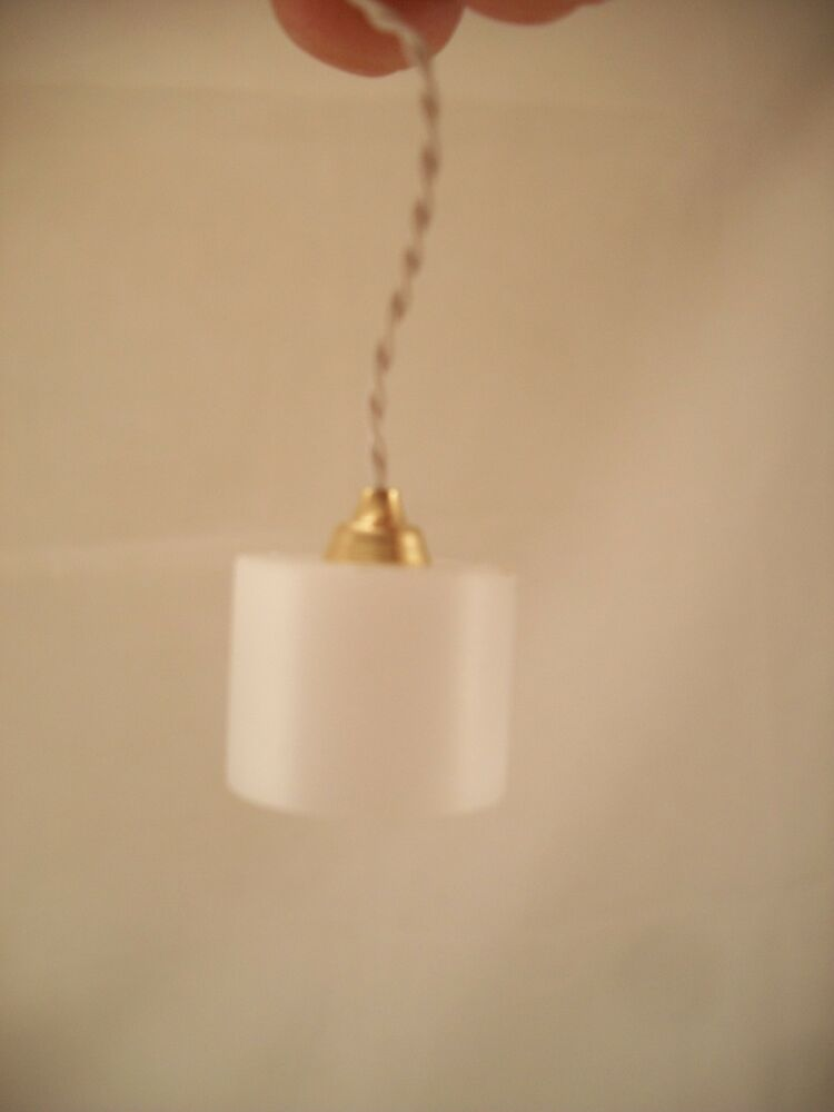 Light Led Modern Hanging Lamp 2316 Replaceable Battery