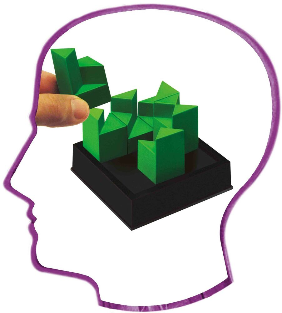 On The Level Brain Teaser 3D Jigsaw Puzzle Game Challege ...