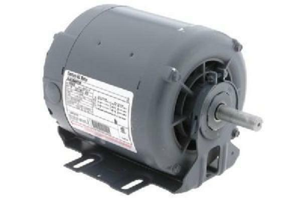 H536l 1 1 2 Hp 1725 Rpm New Ao Smith Electric Motor Ebay