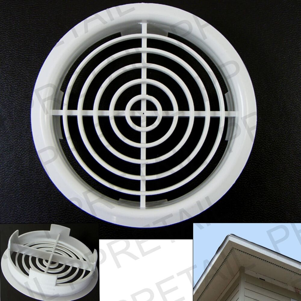 Air Ventilator Board : Mm white soffit roof air vent upvc fascia board
