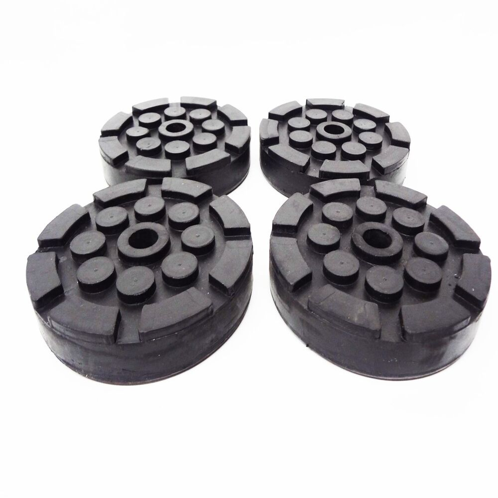 Quality Lift Round Rubber Pads For Older Style Quality