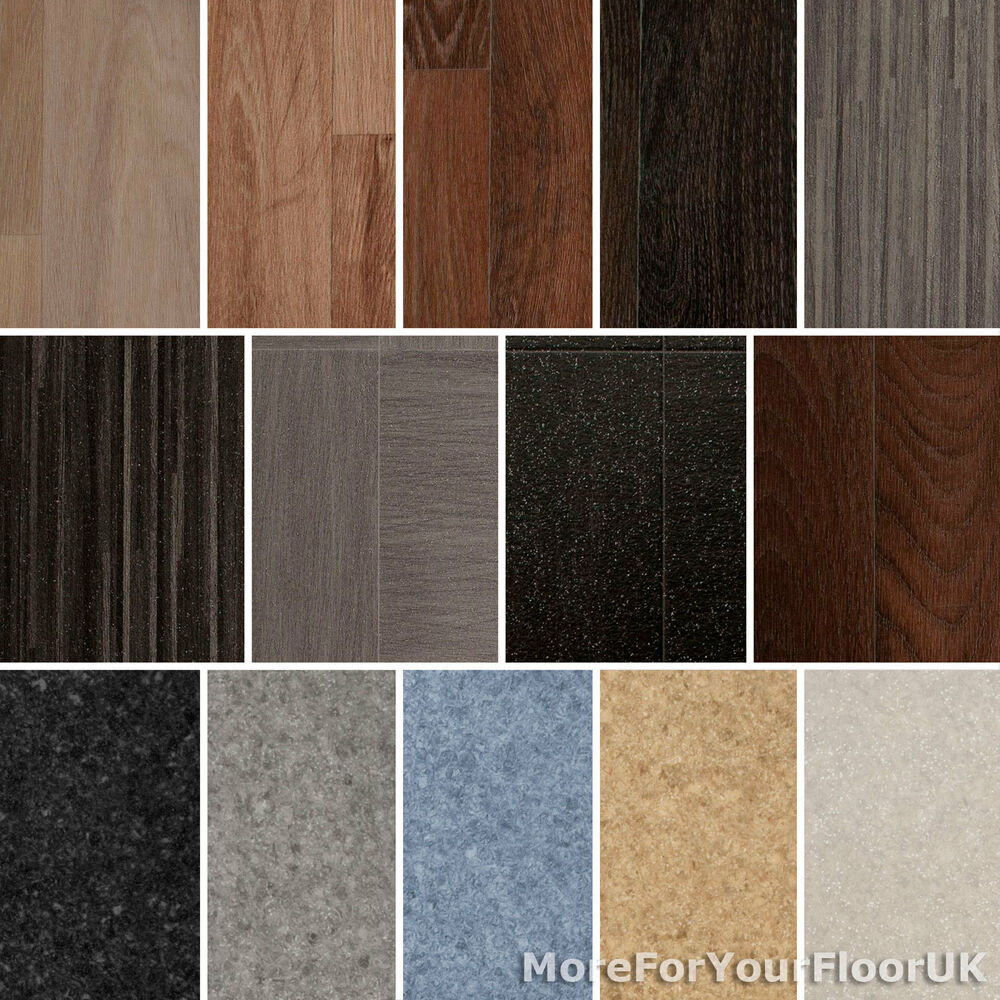 contract vinyl flooring heavy domestic medium commercial use lino 3m 4m ebay. Black Bedroom Furniture Sets. Home Design Ideas
