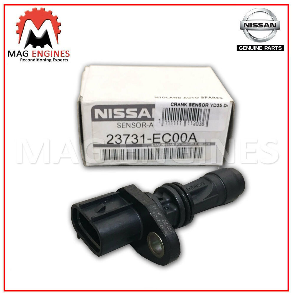 CRANKSHAFT SENSOR NISSAN YD25 DCi FOR D40 NAVARA & R51