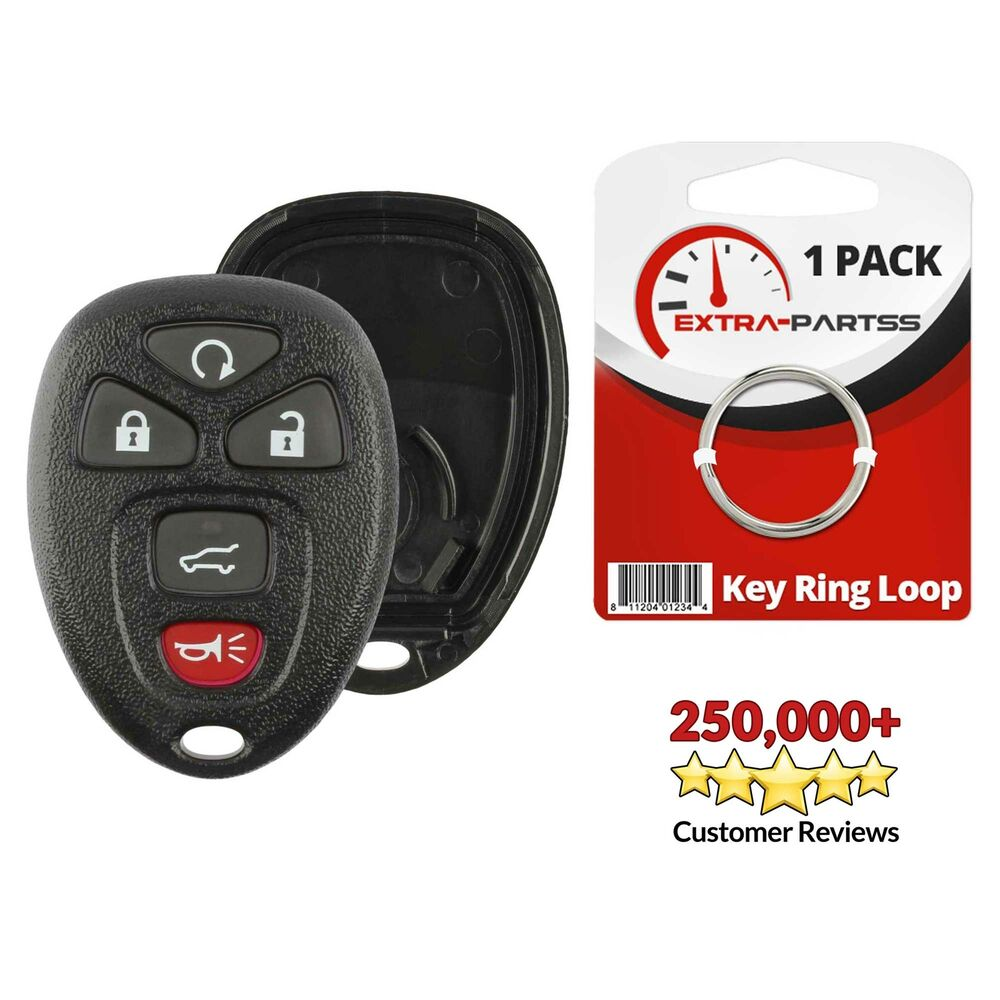 new remote start suv keyless entry car key fob shell case. Black Bedroom Furniture Sets. Home Design Ideas