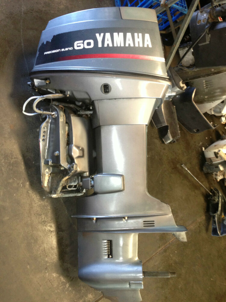 60hp yamaha outboard parts ebay for Yamaha outboards parts