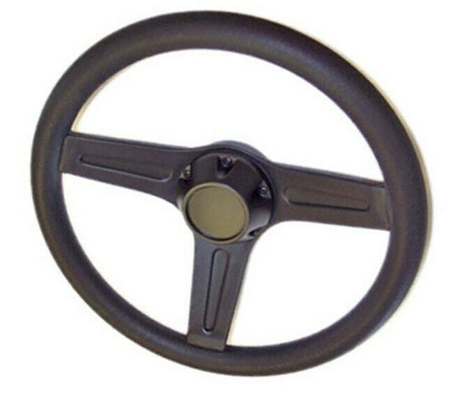 13 Quot Steering Wheel W Cap For Go Kart Fun Cart Yerf Dog