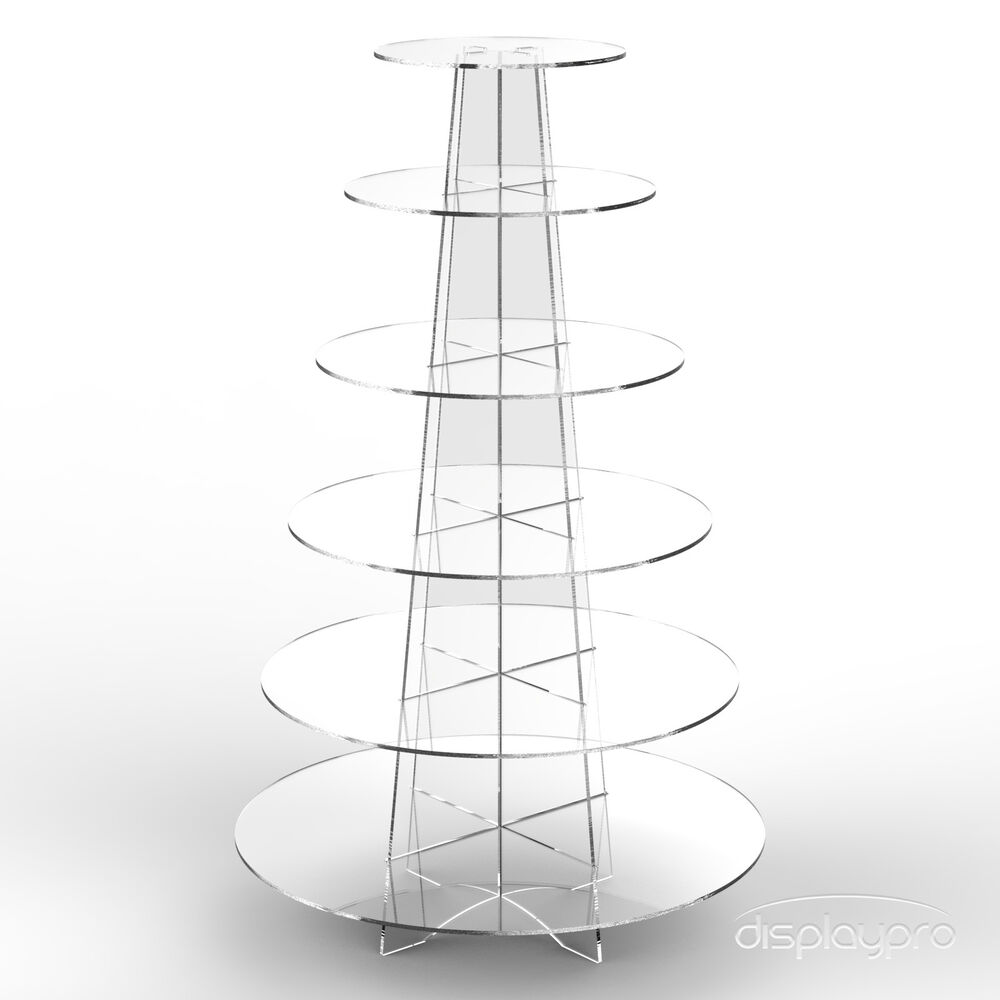 4 tier wedding cake stand uk 6 tier cup cake stand wedding birthday acrylic 10414