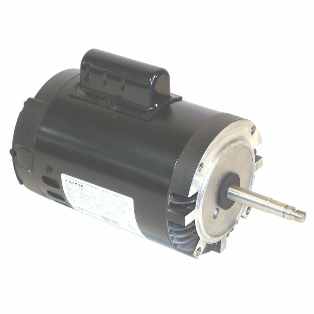 B625 3 4 hp 3450 rpm new ao smith motor ebay for Ao smith 1 1 2 hp pool motor