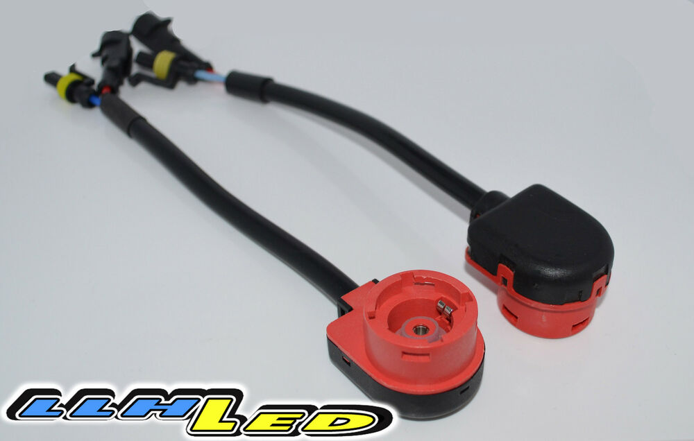 2x d2s d2r d2c stock hid to aftermarket ballast adapter connector socket c ebay