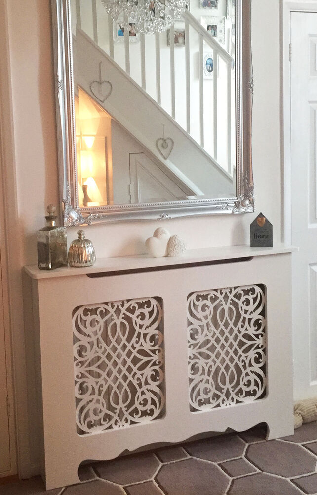 Radiator Cabinet Cover Gothic Or French Shabby Chic Made