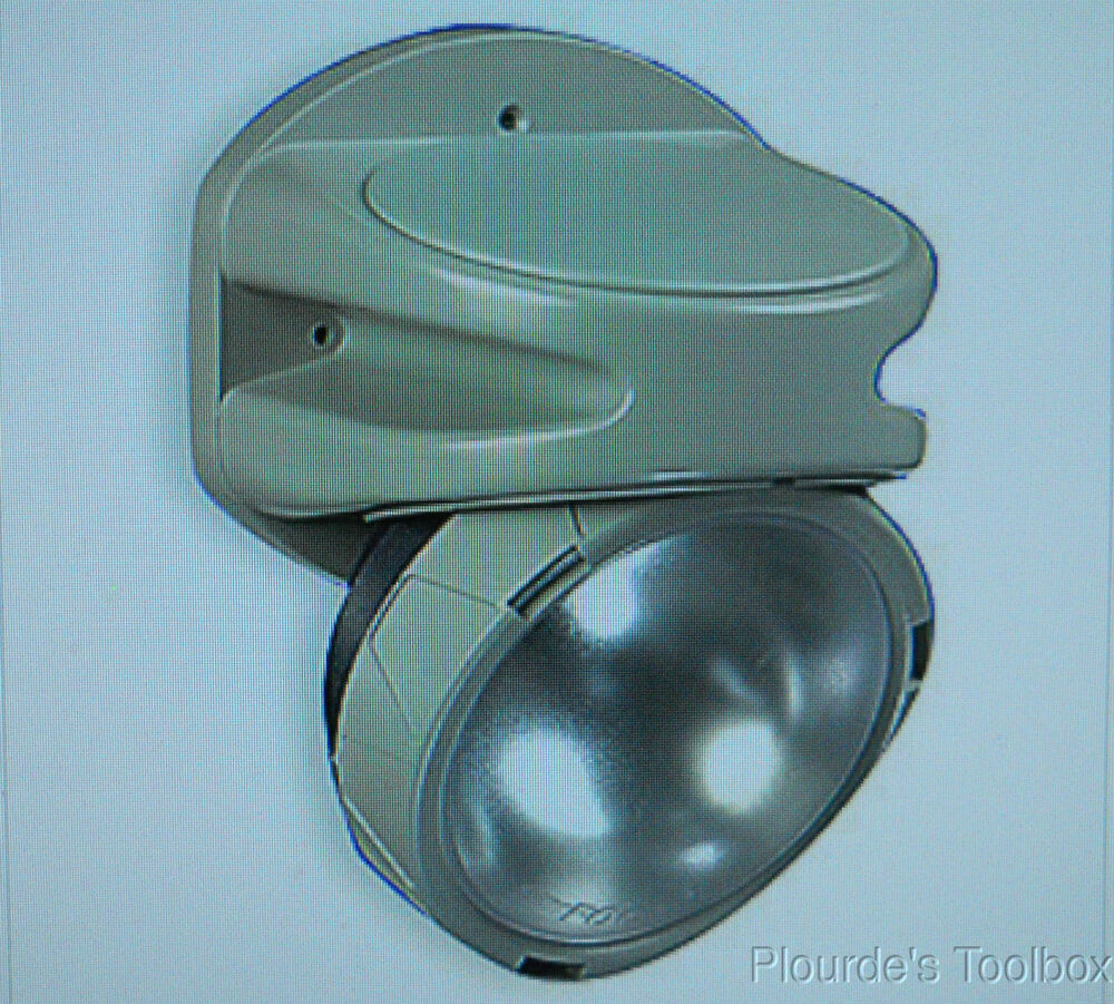 Safety Light Fixtures : New lithonia lighting remote head emergency light ey
