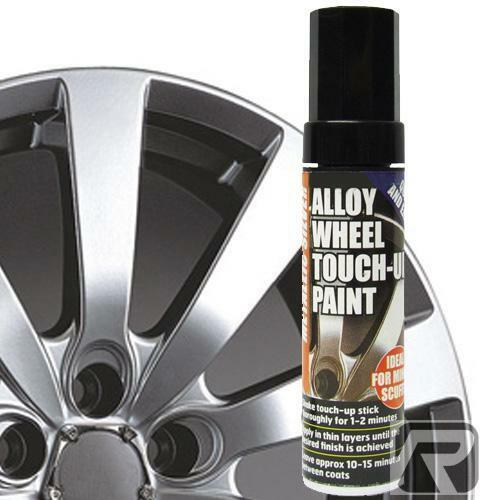 Silver Touch Up Paint For Car Alloy Wheels