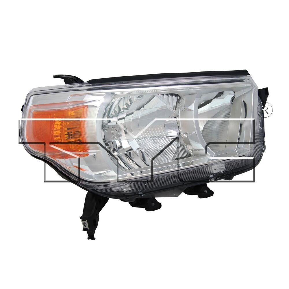 Toyota 4runner Headlight In Ebay Motors Ebay Autos Post