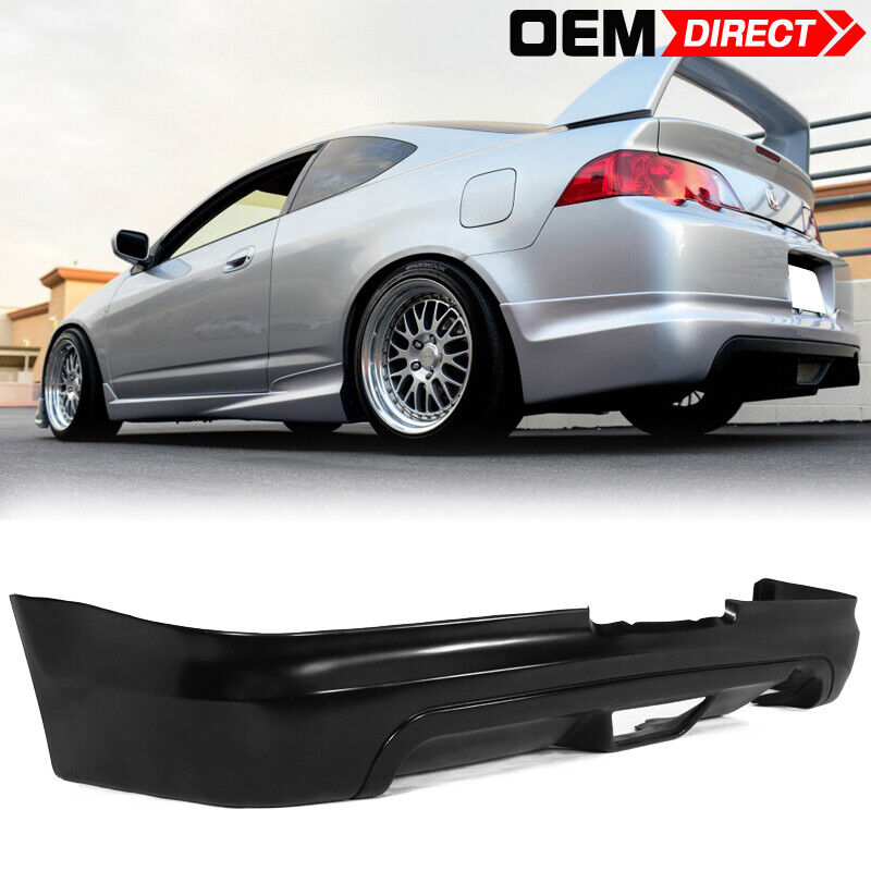 02-04 Acura RSX Coupe 2Dr Mugen PU Urethane Rear Bumper