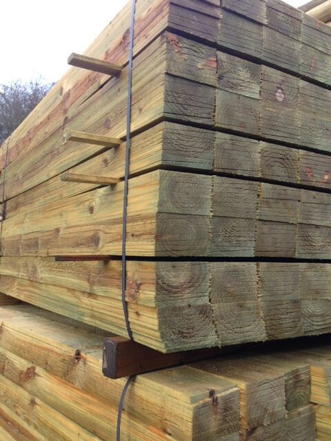 feather edge boards for close board fencing many sizes. Black Bedroom Furniture Sets. Home Design Ideas