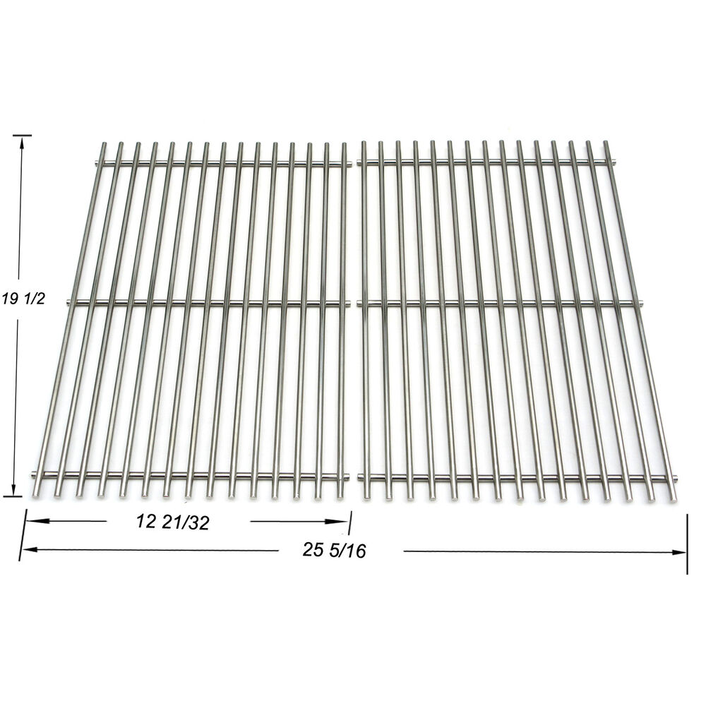 Weber BBQ Replacement Stainless Steel ROD Cooking Grill ...
