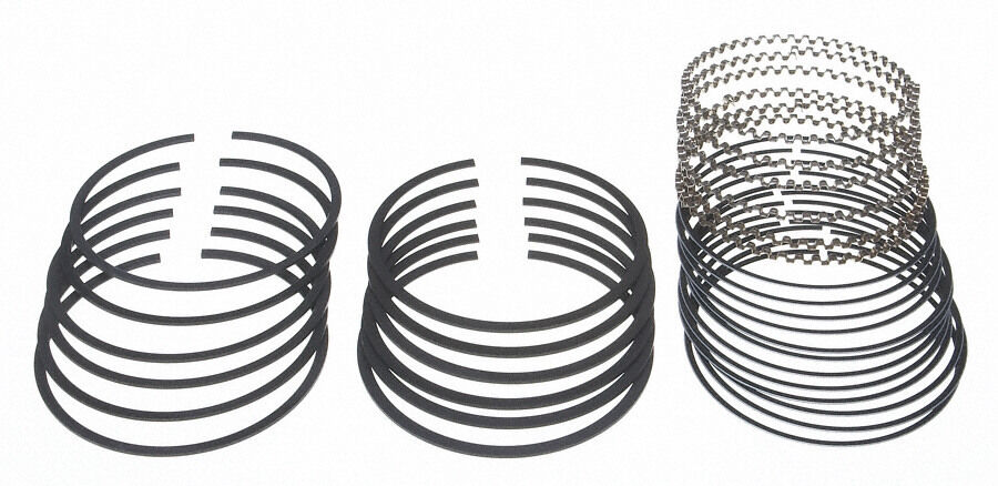 buick 231  3 8 turbo hastings ductile iron moly piston ring
