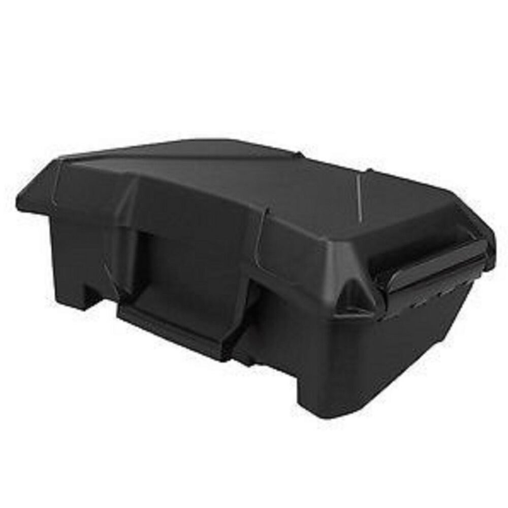 Can Am New Oem Front Rear Rack Linq Cargo Storage Box
