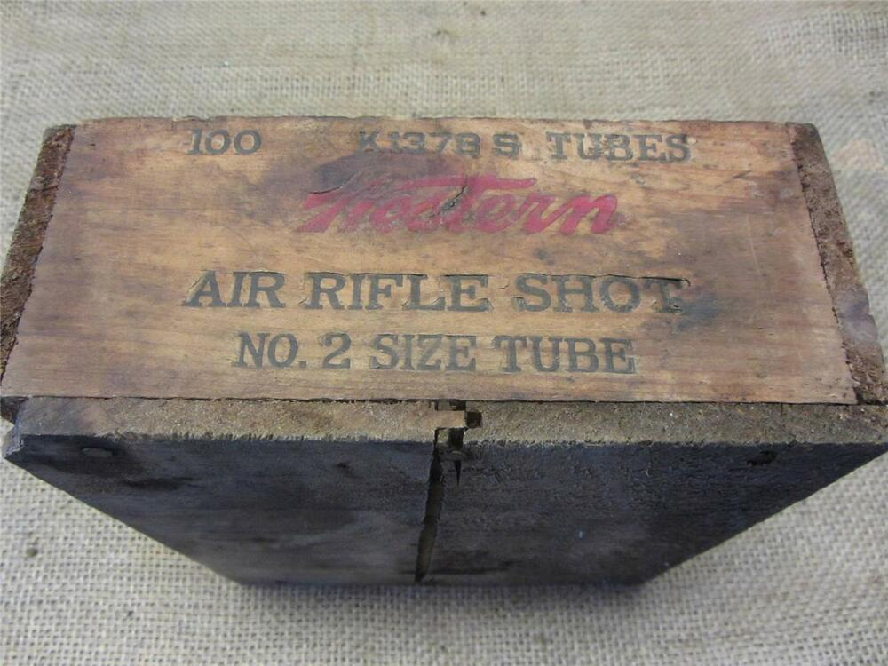 dating vintage ammo boxes