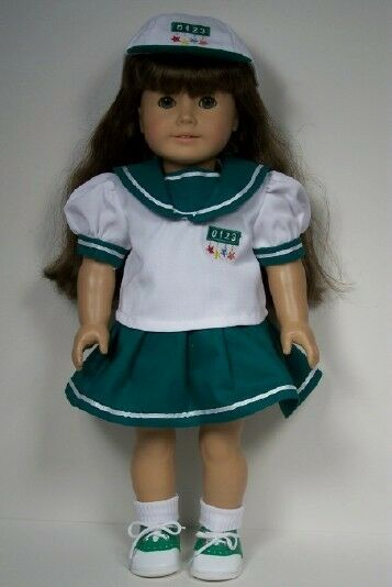 Girl Scout Blouse 64