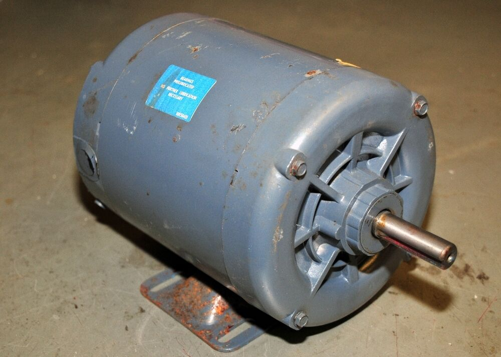 Gould Century Hp 3ph 1725 Rpm Motor Part Number 8