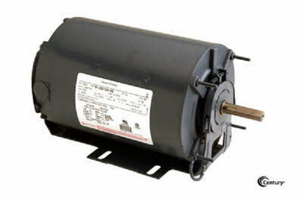 F502 1 2 hp 1725 rpm new ao smith electric motor ebay for Half horsepower electric motor