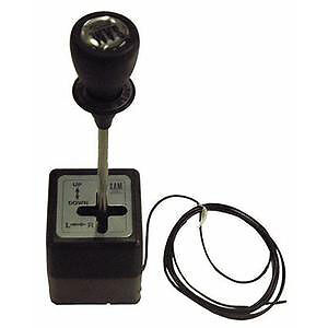 joy stick control assembly only, no cables for western