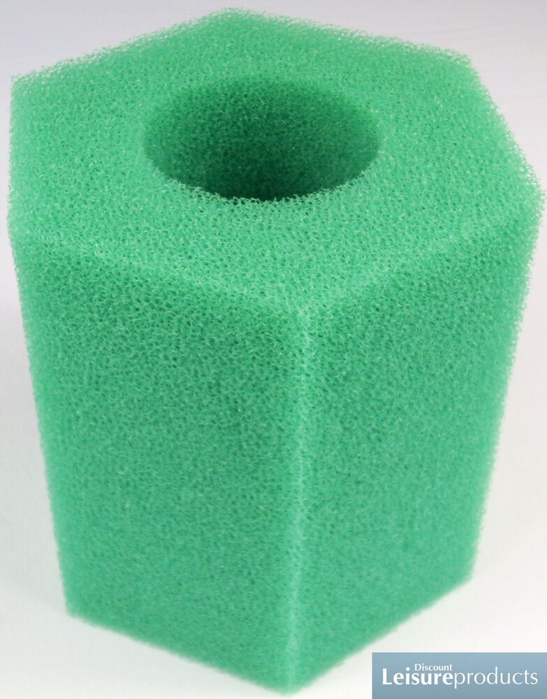 Replacement hozelock bioforce 500 filter sponge foam for Pond filter sponges