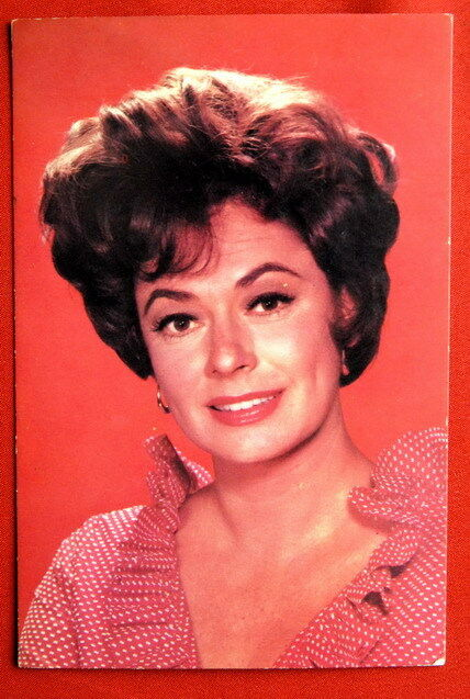 Ruth Roman Of Many Movies She Was In Strangers On A: RUTH ROMAN MINNIE LITTLEJOHN LONG HOT SUMMER 1960's RARE