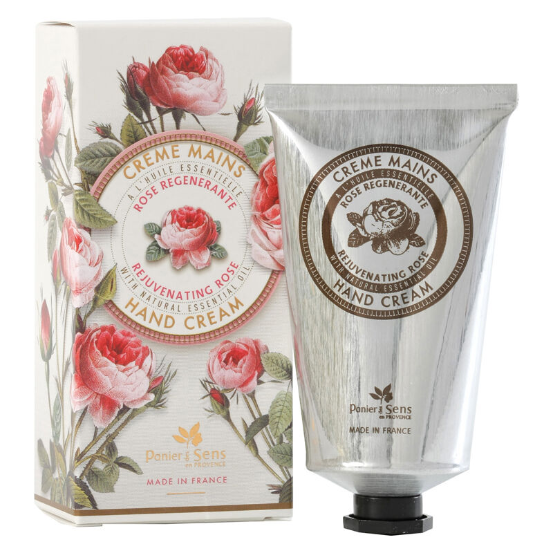 panier des sens handcreme rose 75ml ebay. Black Bedroom Furniture Sets. Home Design Ideas