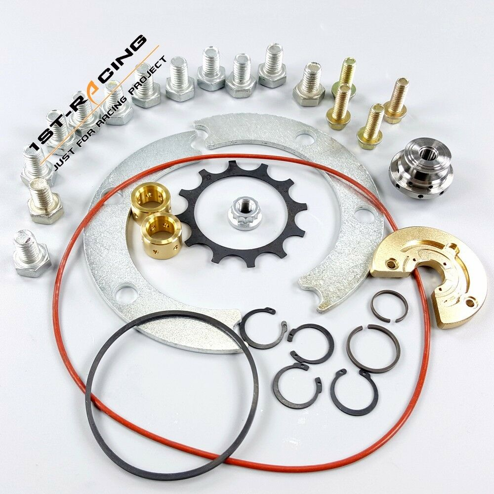 Garrett Turbocharger Rebuild Kits: Turbocharger Turbo Rebuild Repair Kit For Garrett T3T4 T3