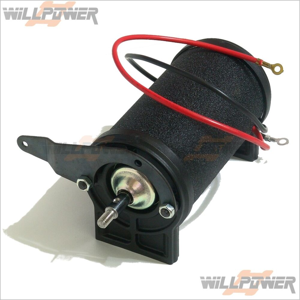 Motor for HS-101 1/8 Starter Box #HS-101-3 (RC-WillPower ...