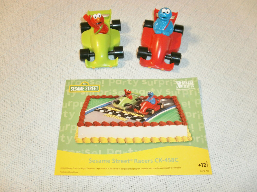 Elmo Cake Decorating Kit