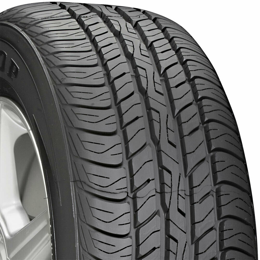 4 new 215 60 17 dunlop signature ii 60r r17 tires ebay. Black Bedroom Furniture Sets. Home Design Ideas