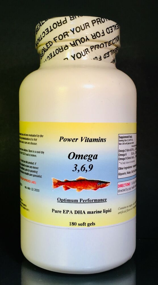 Omega 3 6 9 fish oil cardio cholesterol heart 180 for Is fish oil good for cholesterol