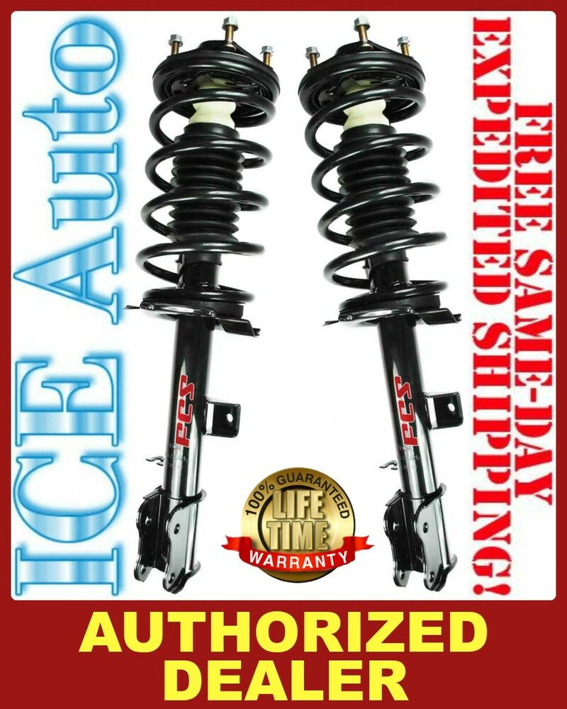 fcs suspension strut coil assembly front l r 2000. Black Bedroom Furniture Sets. Home Design Ideas