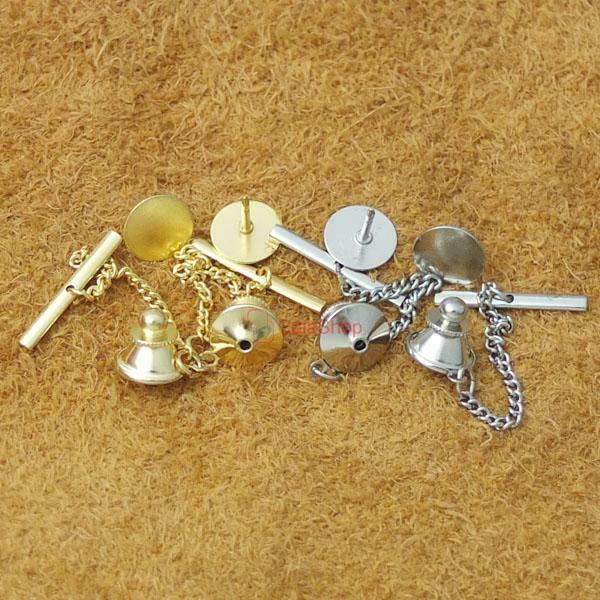 Tie Tack Findings Craft Supplies