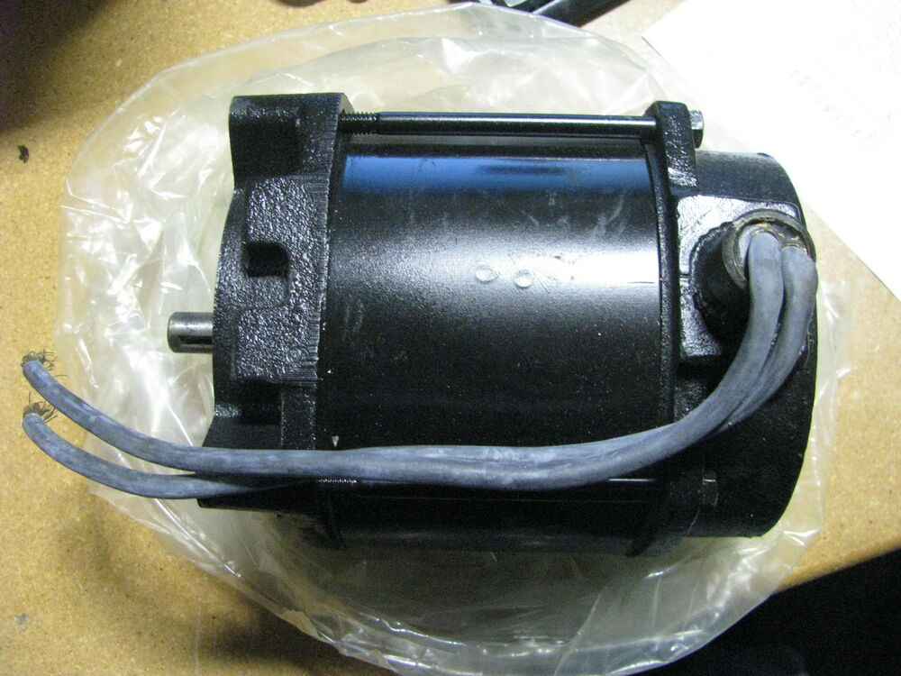 Imperial p m motor dc motor part p56sx024 nsn 6105 for A m motors
